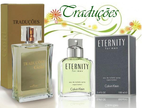 Compre Perfume Importado Eternity Men Hinode por 100,00 100ml