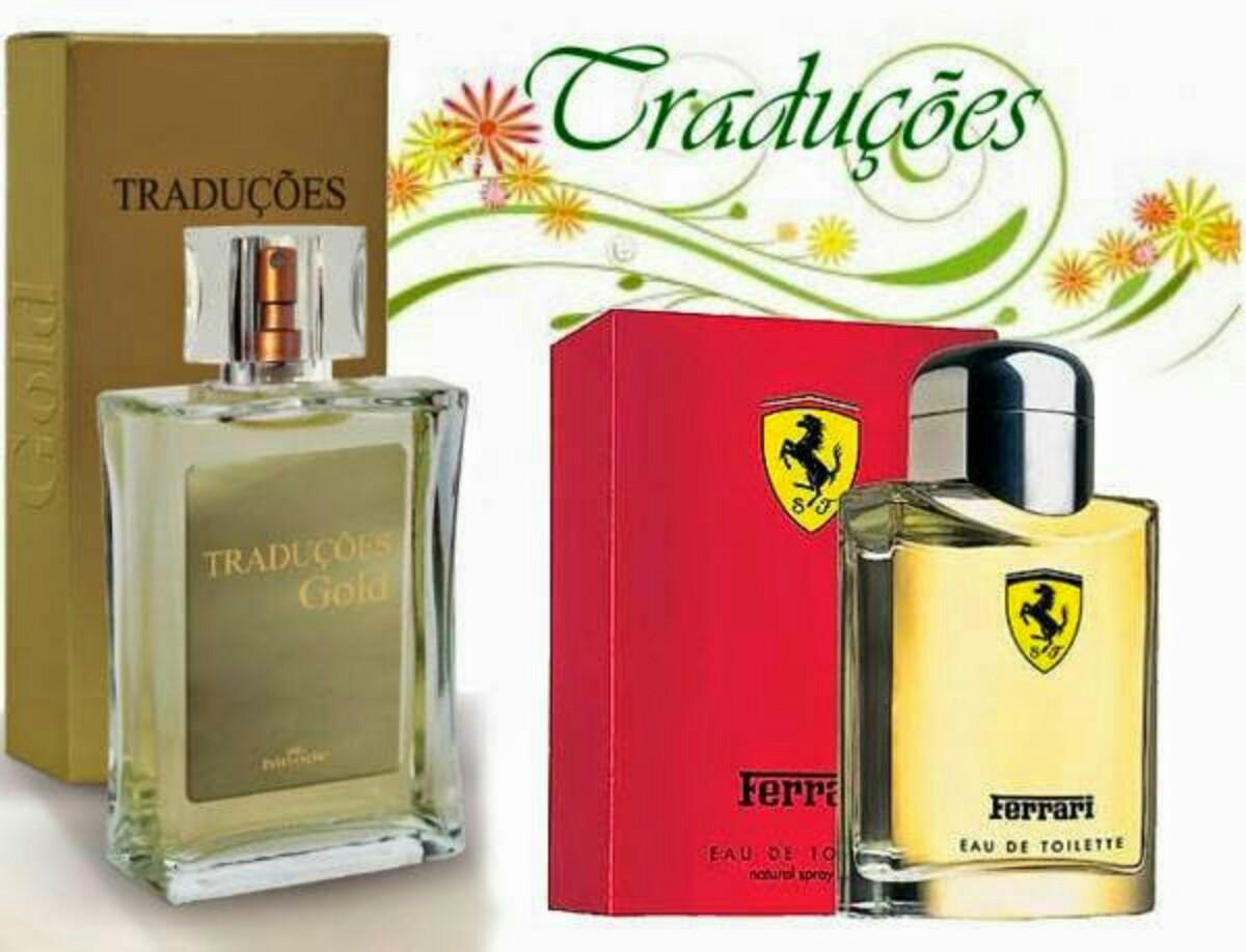 Compre Perfume Importado Ferrary Red Hinode por 100,00 de 100ml