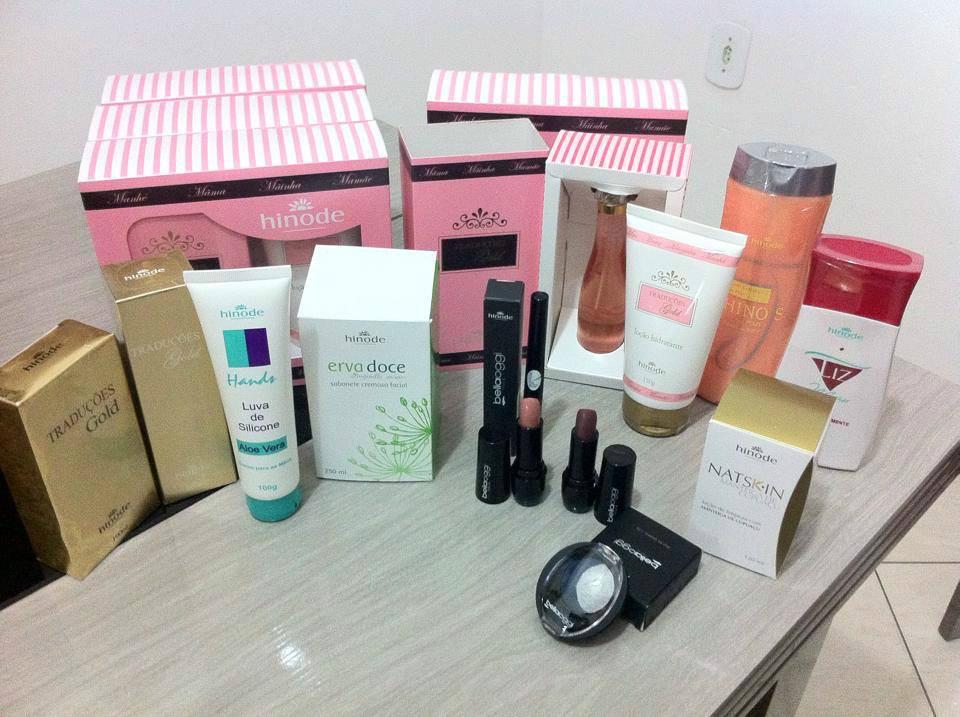Fotos produtos Hinode