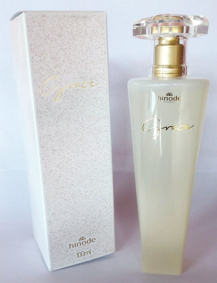 Compre aqui o Perfume Importado Grace Branco Hinode