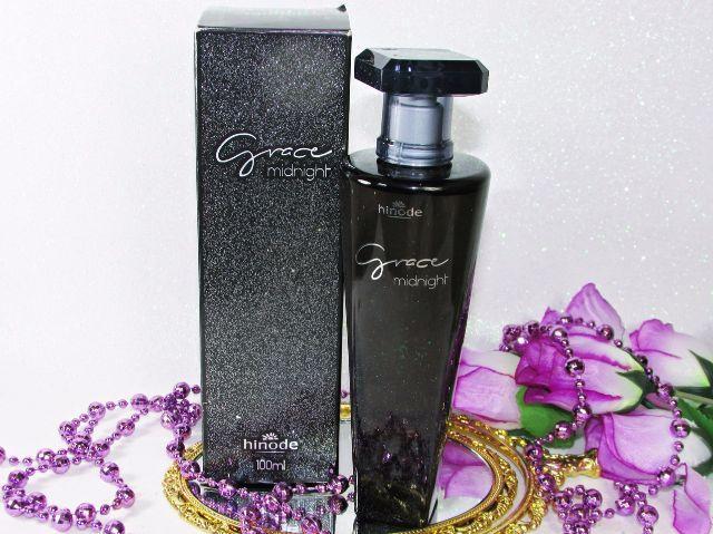 Grace Midnight perfume Hinode