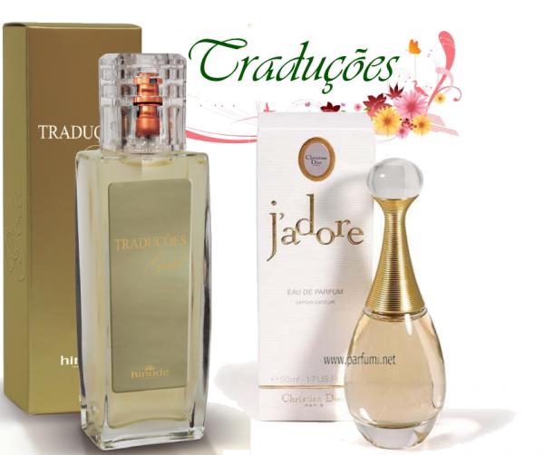 Compre Perfume J´adore Importado Hinode por 100,00
