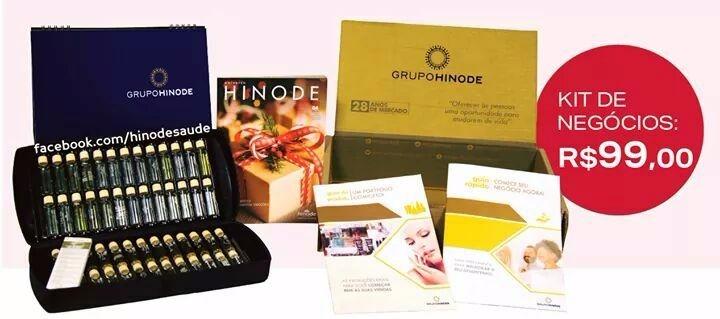 Kit de negócio Hinode