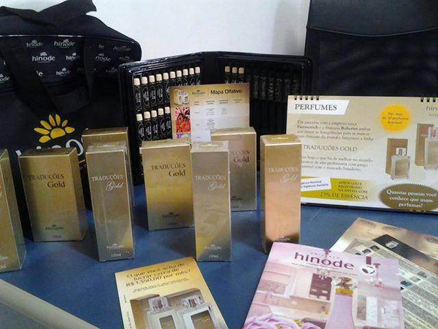 Kit de negócio. Faça cadastro e compre seu kit pra começar as vendas na Hinode www.hinode.com.br ID 96036