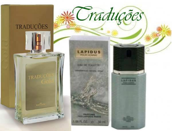 Compre Perfume Lapidus Importado Hinode por 100,00