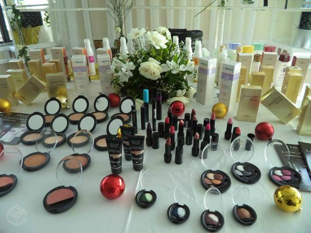 Kit de maquiagens Hinode melhor preços do mercado