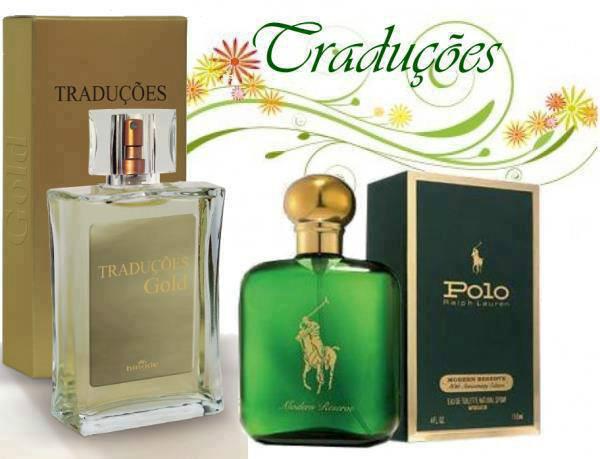 Compre Perfume Polo Verde Masculino importado Hinode por 100,00
