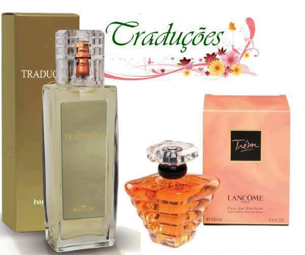 Compre Perfume Tresor Importado Hinode por 100,00