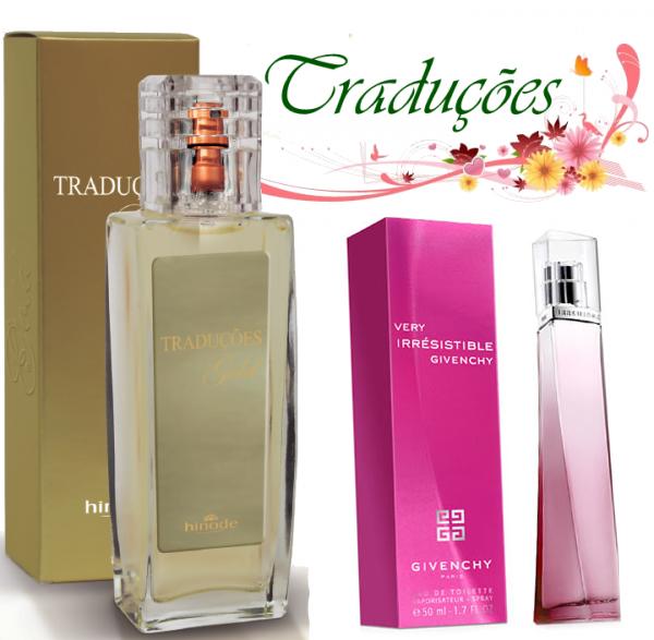 Compre Perfume Importado Very Irrésistible Hinode Feminino por 100,00