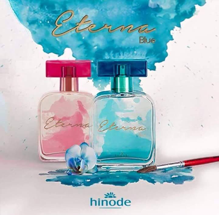 Perfume Importado Eterna Hinode compre por 130,00