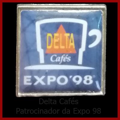 Café Delta 17_Patrocinador Expo 98_Grande