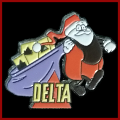 Café Delta 23_Deltinha Pai Natal