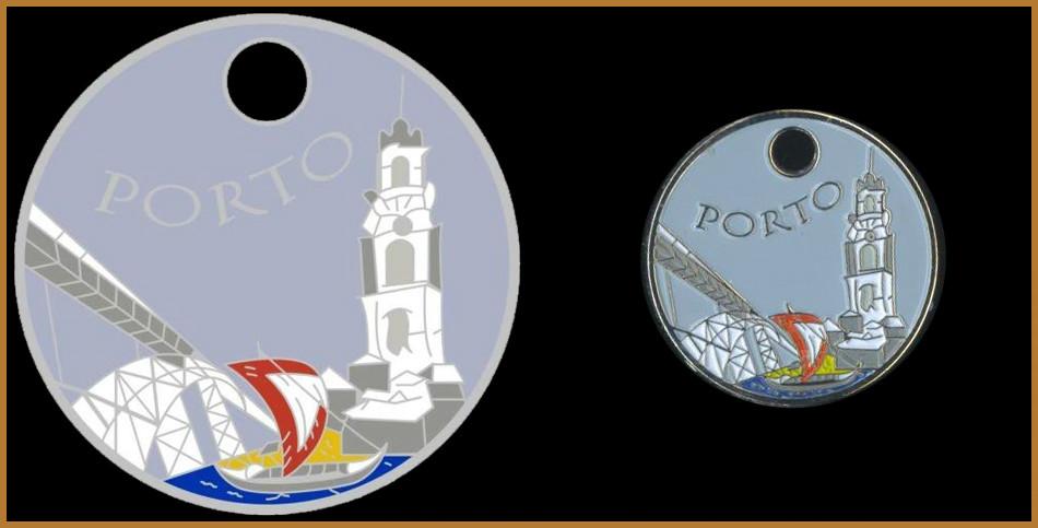 Regiões/Cidades de Portugal - Porto