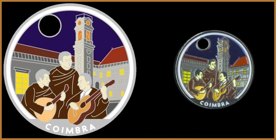 Regiões/Cidades de Portugal - Coimbra