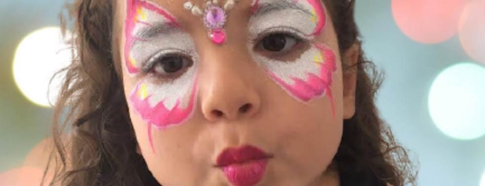 Pintura Facial Festa e eventos