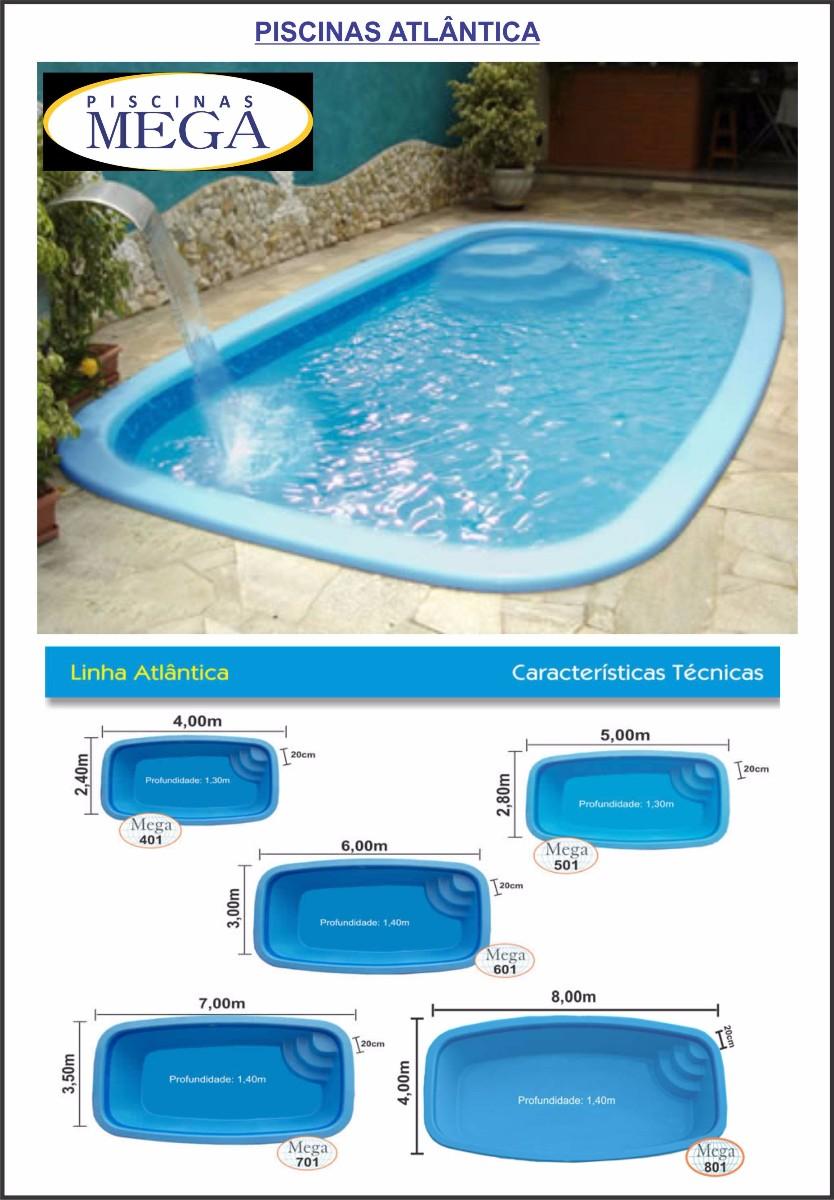 piscina atlantca 5,00x2,80