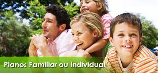 Plano de Saúde Pessoa Física Individual ou Familiar