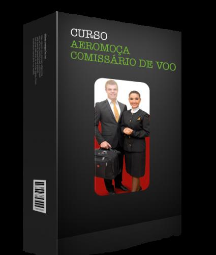 Curso Online Comissário De Voo Aeromoça