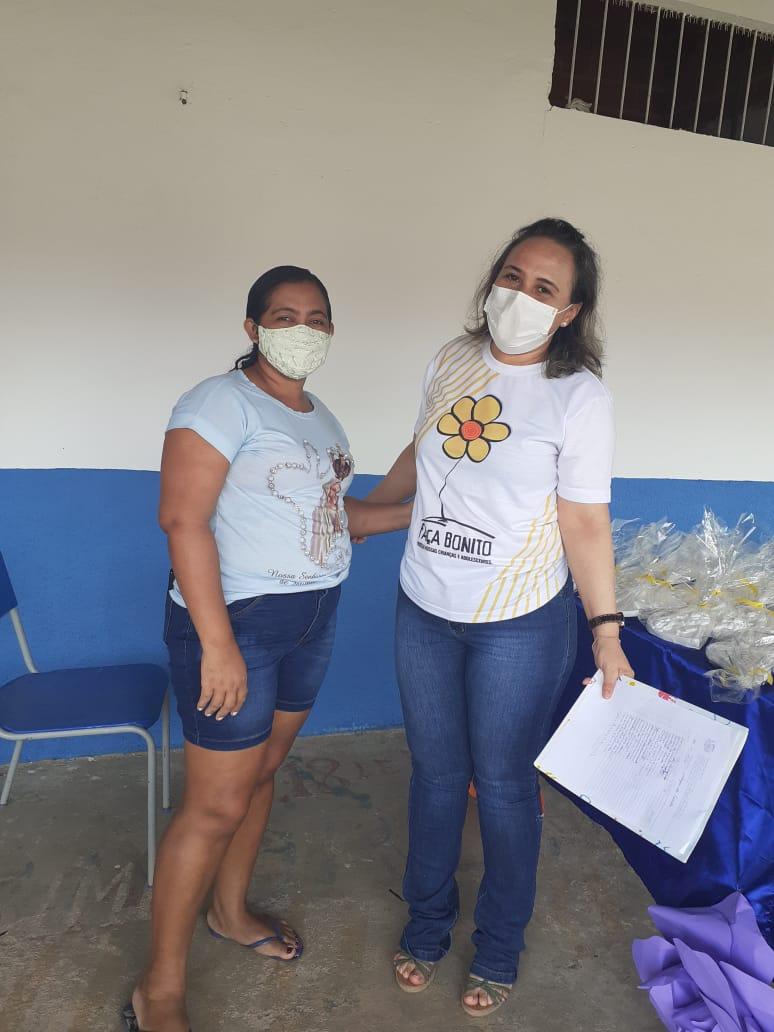 Assistência Social encerra quinto ciclo de tarefas remotas para o SCFV em Pau D'arco do Piauí