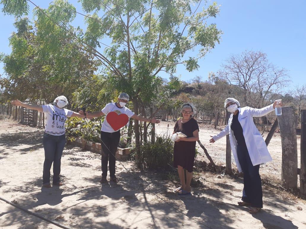 Serviços de convivência e fortalecimento aos idosos paudarcopienses