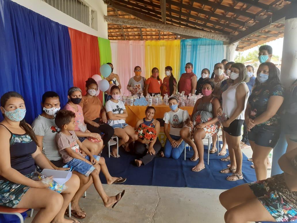 Assistência Social realiza I Expoart em Pau D'arco do Piauí