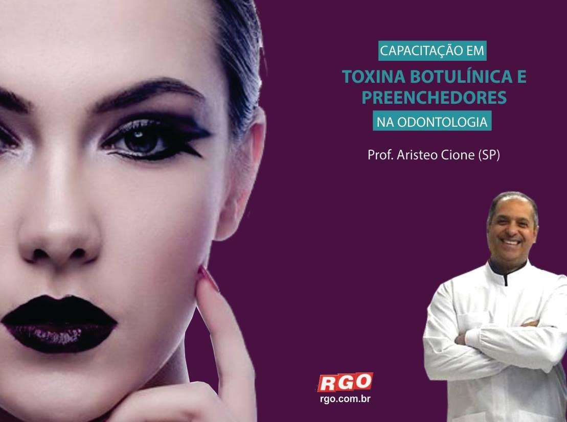 Curso para Dentistas de Toxina Botulínica Botox e Preenchedores na Odontologia