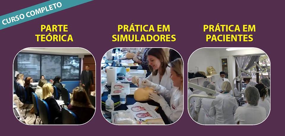 Curso Prático de Botox e Preenchedores na Odontologia em Porto Alegre