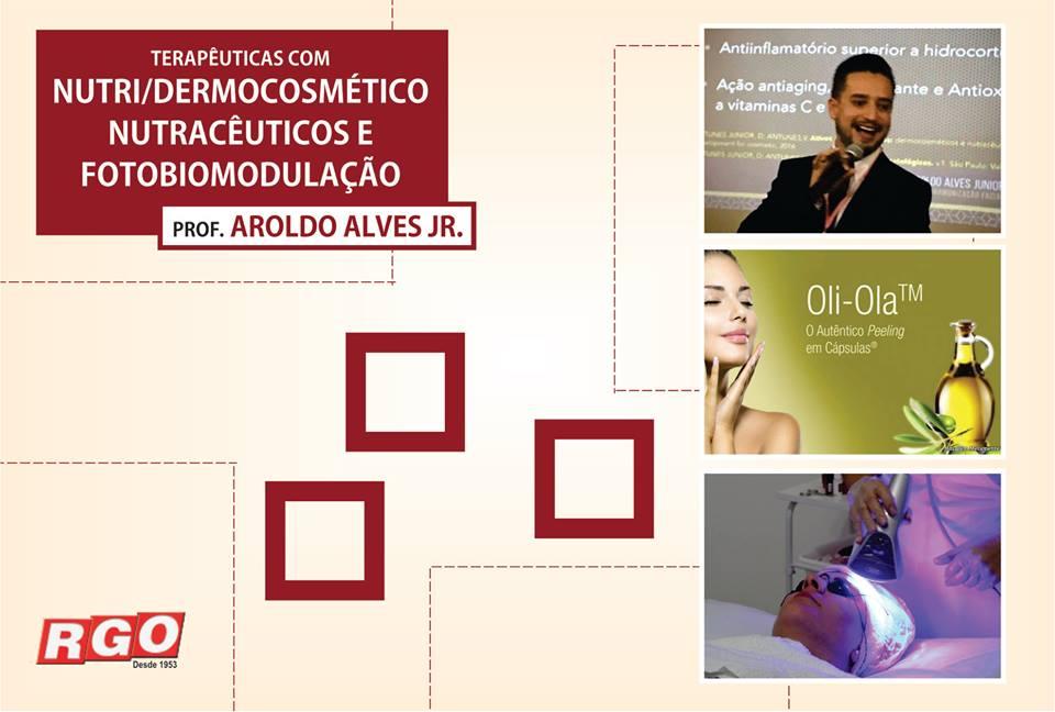 Curso de Odontologia para dentistas com o prof. Aroldo Alves jr.