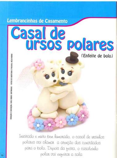 biscuit urso polar
