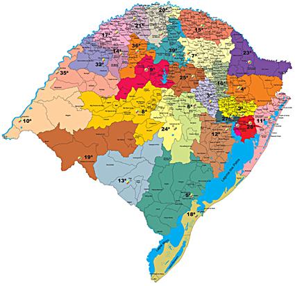 mapa cresRS