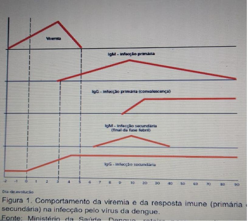 Comportamento da Viremia