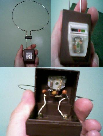 Detector de RF