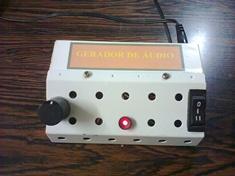 Gerador de áudio 3ab