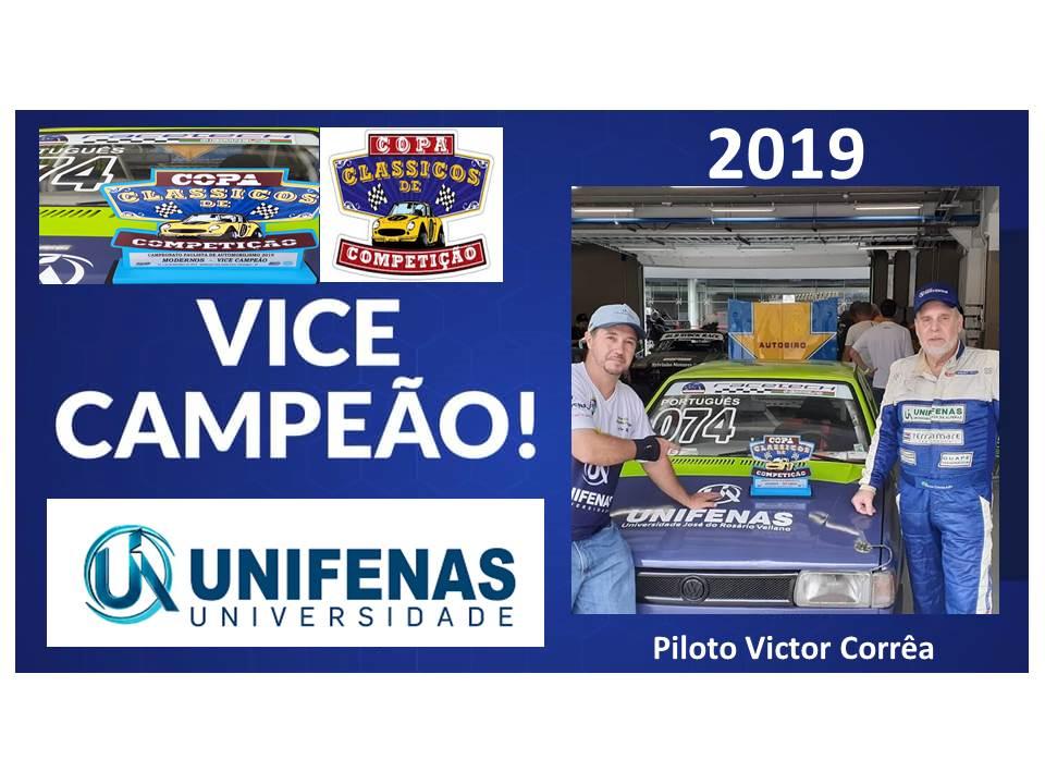Vice Campeao 2019