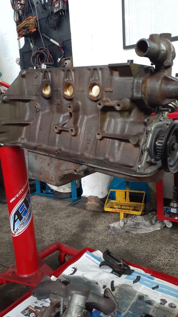 Motor Chevette 1.8 Turbo