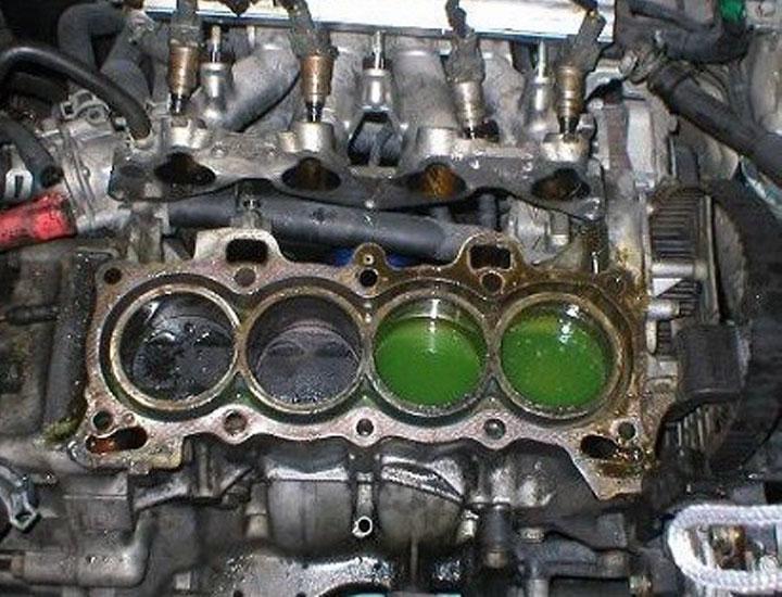 Retifica de Motor