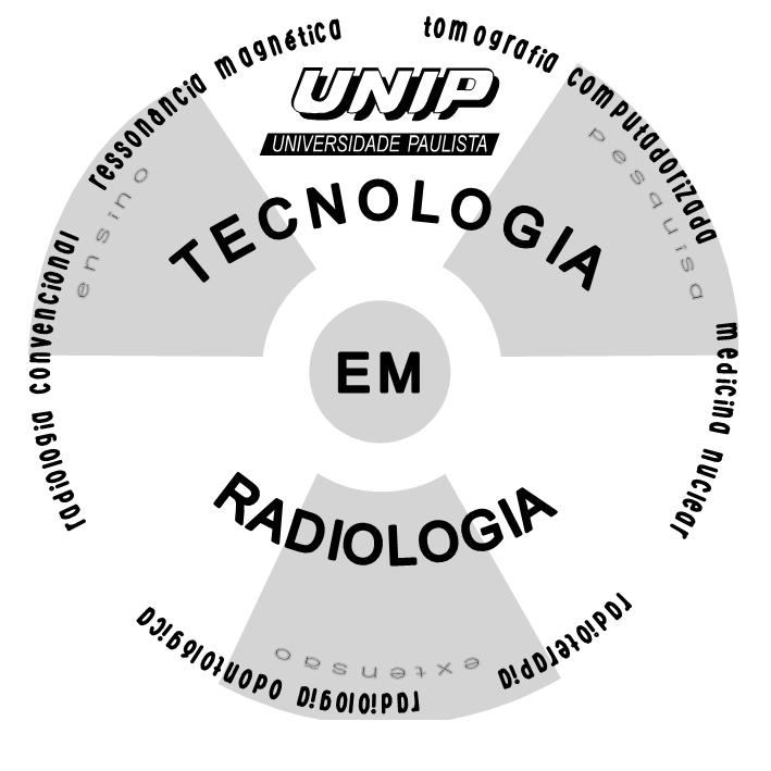 Logo Radiologia da UNIP