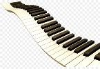 Cifras Teclado, Piano, Órgão