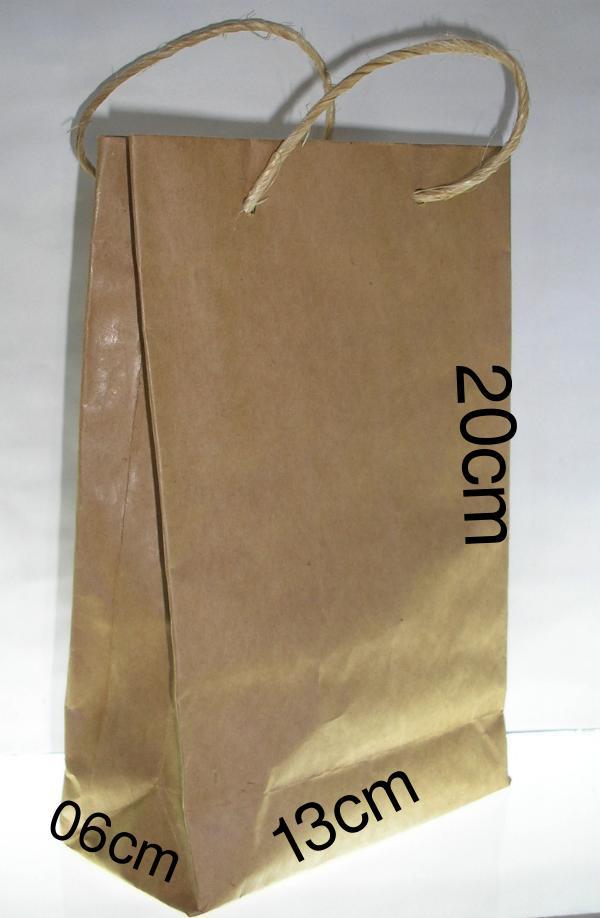 Sacola Papel Kraft