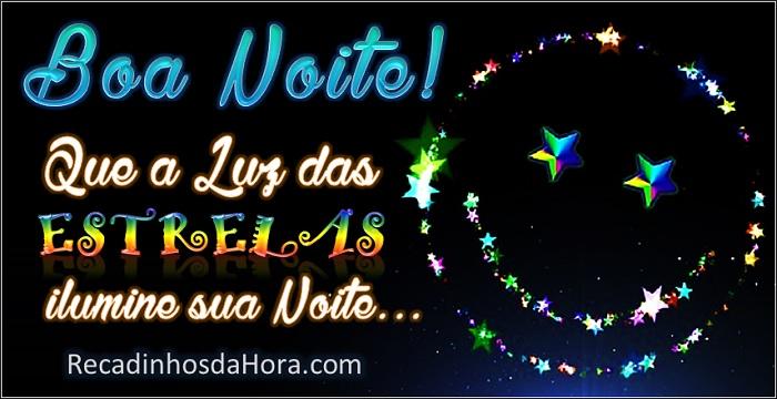 Estrela De Minas Mensagens Boa Noite: LUZ DAS ESTRELAS
