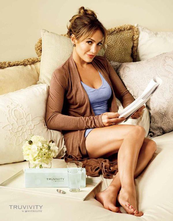 TRUVIVITY  by Nutrilite With Jennifer Lopez -RECHAS