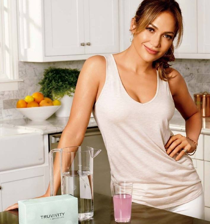 Truvivity by Nutrilite With Jennifer Lopez redesucessos