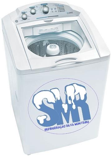Máquina de Lavar Roupas Linha Branca G