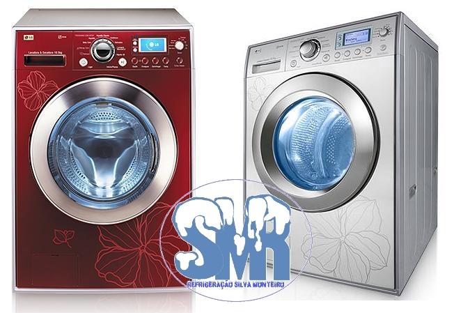 Máquina de Lavar Roupas Linha Colorida