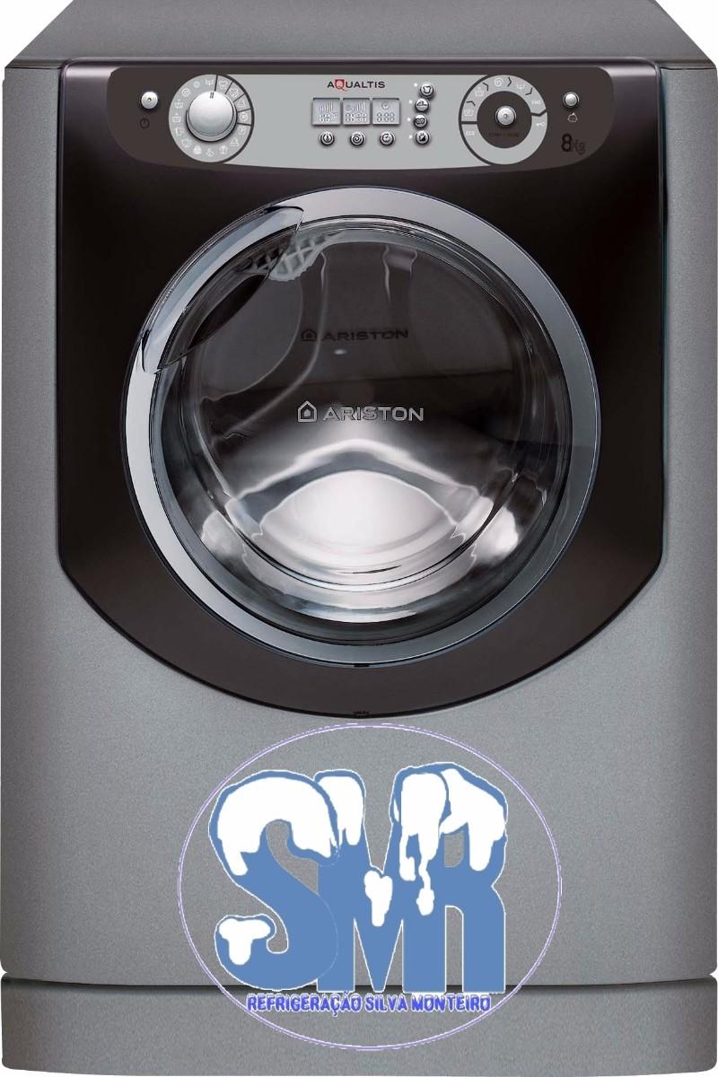 Máquina de Lavar Roupas Linha Escura A