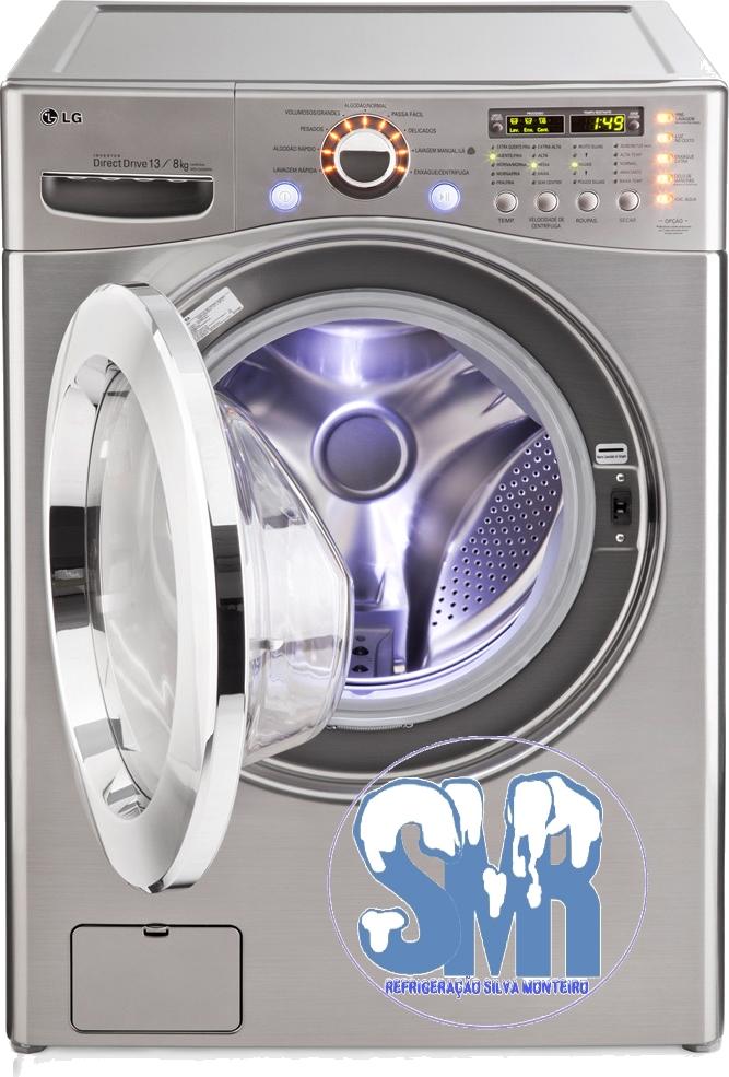 Máquina de Lavar Roupas Linha Branca B
