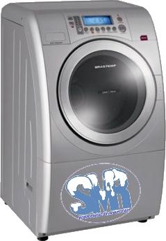 Máquina de Lavar Roupas Inóx B