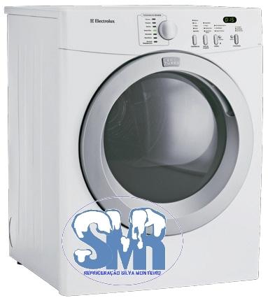 Máquina de Lavar Roupas Linha Branca J