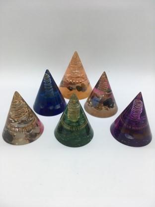 cone orgonite