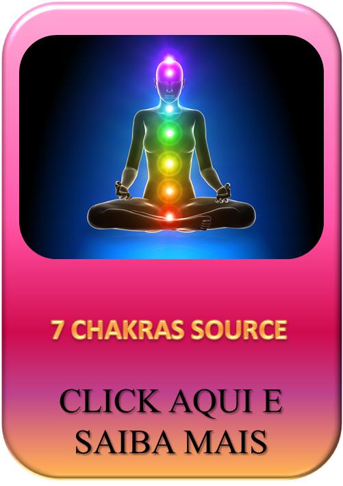 Fonte dos 7 chakras